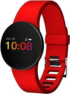 SUPEWOLD Smart, orologio, fitness tracker, Activity Tracker orologio impermeabile Smart fitness Band passo contatore calorie, contapassi orologio Kids donne uomini, per Android iOS, purple