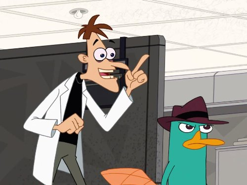 Agent Doof/Phineas and Ferb and the Temple of Juatchadoon]()