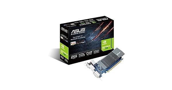 Amazon.com: Tarjeta gráfica Nvidia Geforce Gt710 Gddr5 de 2 ...
