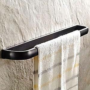 Ling bronce aceitado toallero de barra for Toallero bronce