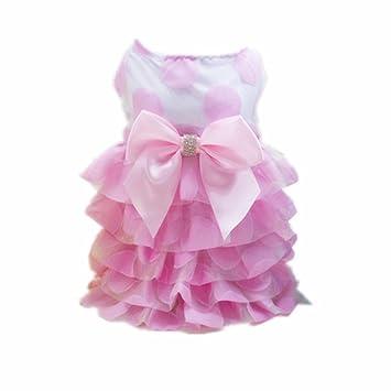 MagiDeal Koreanischen Stil Mode Hund Katze Hundekleid Brautkleid ...
