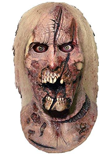 The Walking Dead Zombie Mask Costume - Deer (Walker Costume Twd)