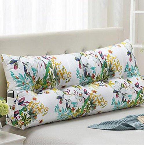 無料配達 JJJJD A3 背もたれの枕/腰の枕/クッションのソファーベッドの休息枕を読む豪華な背中のサポートの枕 22*50*100cm)、リーディングのためのくさび枕 (色 22*50*135cm : A5, サイズ さいず : 22*50*100cm) B07NKKMSG1 22*50*135cm|A3 A3 22*50*135cm, ドッグフードの食糧:05de5fe7 --- arianechie.dominiotemporario.com