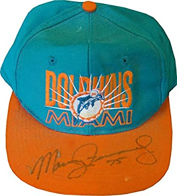 Marv Fleming Autographed Miami Dolphins Hat