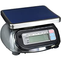 A&D Engineering SK-10KWP Stainless Steel Washdown Scale, NTEP Approved, 10kg Capacity, 0.005kg Increments