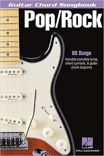 Amazon Poprock Guitar Chord Songbook Guitar Chord Songbooks