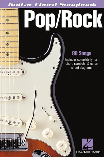 Pop/Rock: Guitar Chord Songbook (Guitar Chord Songbooks)
