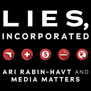Lies, Incorporated Audiobook