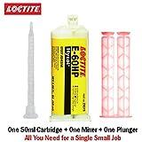 Loctite EA (Hysol) E-60HP Toughened 60-Min Set Epoxy...