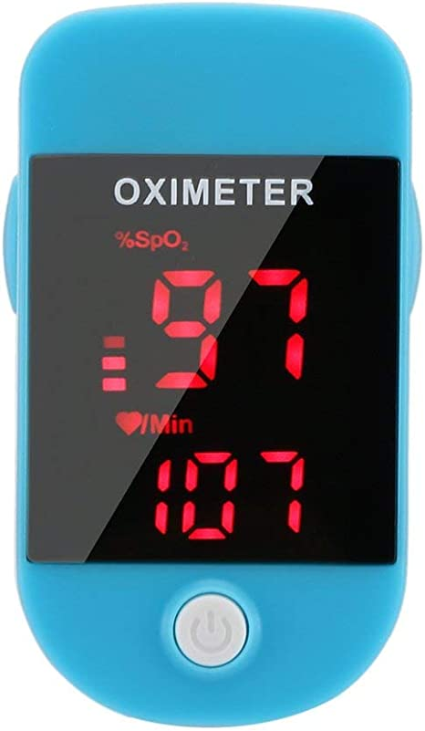 FlowerDas Monitor De Oxímetro De Dedo Multifunció OLED Monitor De ...