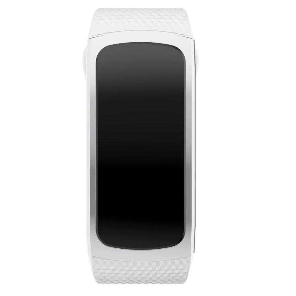Correa de reloj de repuesto Samsung Gear Fit2 PRO / Fit 2 SM-R360 - iFeeker Correa de pulsera de silicona suave reloj accesorio Sport Band para Samsung Gear ...