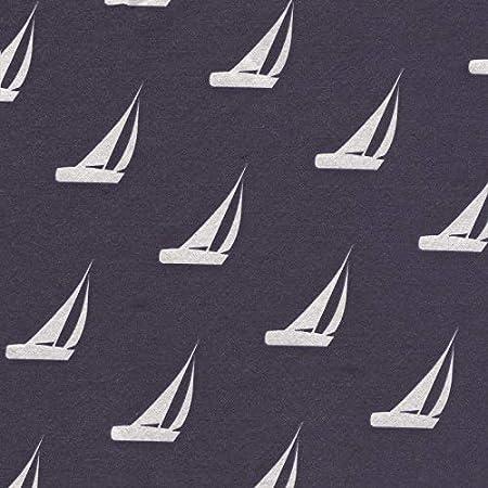 Lot de 20 Serviettes DE Table INTISSE 40 X 40 CM Yacht Club SEYC FRANCOISE PAVIOT