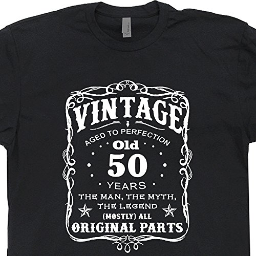 Birthday Novelty Vintage Perfection Shirtmandude product image