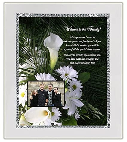 Amazon.com - Bridal Shower or Wedding Gift for Daughter-In-Law from ...