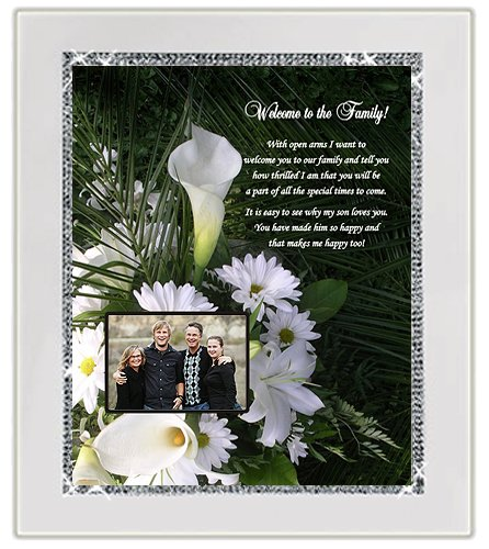Bridal Shower or Wedding Gift for Daughter-In-Law from Mo...