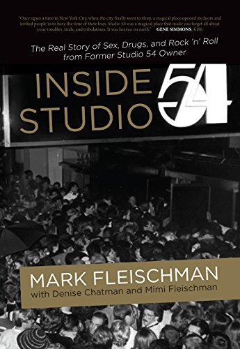 Pdf eBooks Inside Studio 54