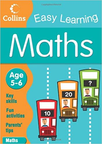 Buy Maths: Age 5-6 (Collins Easy Learning Age 5-7) (Collins Easy ...
