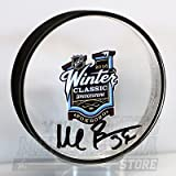 Matt Beleskey Boston Bruins Signed Autographed 2016 Winter Classic Acrylic Puck