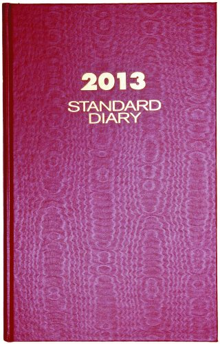 GLANCE Standard Diary Recycled SD376 13