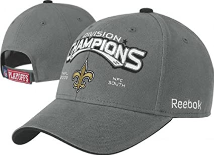 Image Unavailable. Image not available for. Color  New Orleans Saints 2009  NFC South Division Champions ... 4fe5068ff