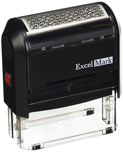 Excelmark Identity Theft Guard Stamp, Large (42050-SEC)