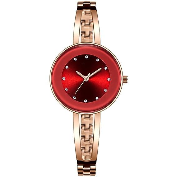 Reloj de pulsera de tendencia de moda reloj de pulsera de mujer Reloj de pulsera de