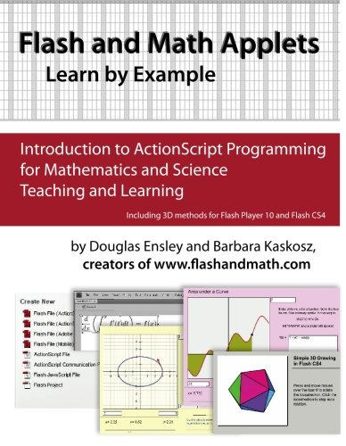Flash and Math Applets: Learn by Example