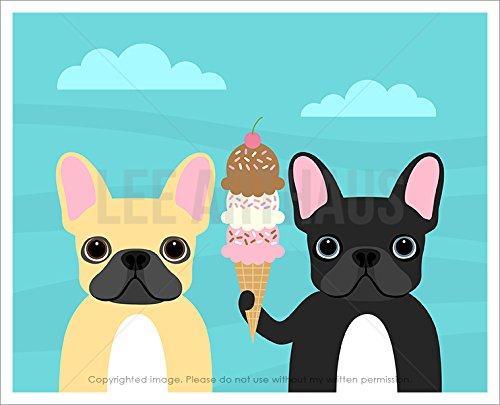 Triple Cone Ice Cream - 9