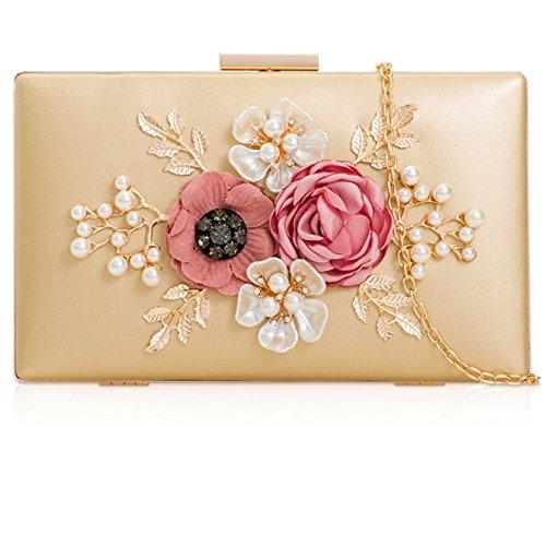 Xardi Pochette 3 pour Style femme London Gold z7rxzAWwPq