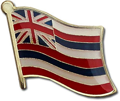 Flagline Hawaii - State Lapel Pin