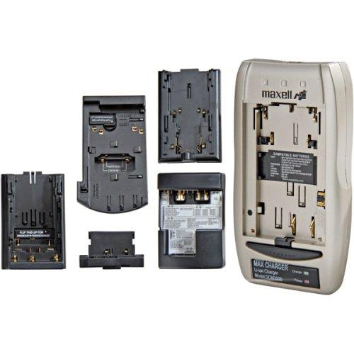 Maxell Li-ion Digital Camera & Camcorder Battery - Maxell Battery Digital Charger