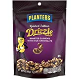 Planters Milk Chocolate Drizzle Cashews 5oz, pack of 1