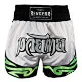 Revgear Deluxe Neon Tribal Muay Thai Shorts
