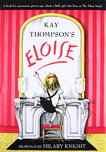 Eloise: A Book for Precocious Grown Ups by YOTTOY