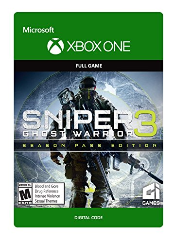 Sniper Ghost Warrior 3: Season Pass Bundle - Xbox One [Digital Code] by CI Games