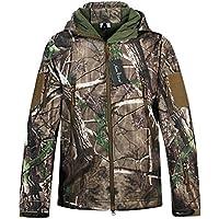 Hunting Jackets Waterproof Hunting Camouflage Hoodie for...