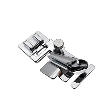 Practical Household Sewing Machine Serger Overlock Presser Foot Stainless Steel