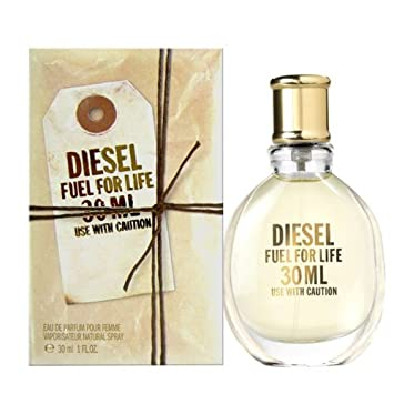 Diesel Fuel For Life EDP Spray 30ml
