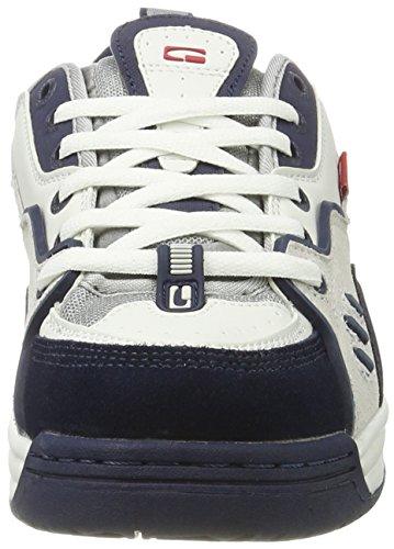 Globe Ct-iv Classic - Zapatillas de casa Hombre Mehrfarbig (White/Blue)