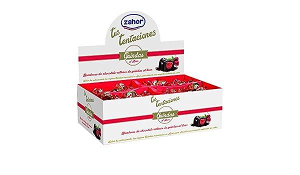 Zahor Barritas de Cereales Guindas Granel - 2500 gr: Amazon.es ...