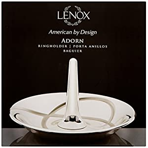 Lenox Bridal Adorn Ring Holder