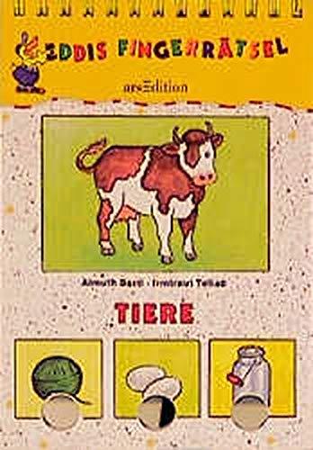 Eddis Fingerrätsel, Tiere (Fingerlochblocks / Eddis Fingerrätsel)