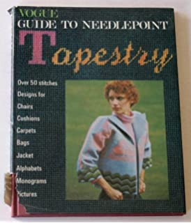 Vogue Guide to Needlepoint Tapestry
