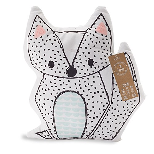 Lolli Living Sparrow Character Cushion - Fox 223042
