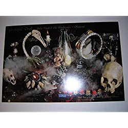 Grateful Dead Olatunji Bela Fleck Oakland Coliseum 1991 Concert Tour Gig Poster