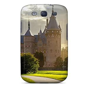 For SamSung Galaxy S6 Case Cover Slim [ultra Fit] Magic Castle Protective