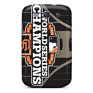 High Impact Dirt/shock Proof Case Cover For Galaxy S3 (san Francisco Giants)
