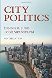 Book cover from City Politics by Dennis Judd