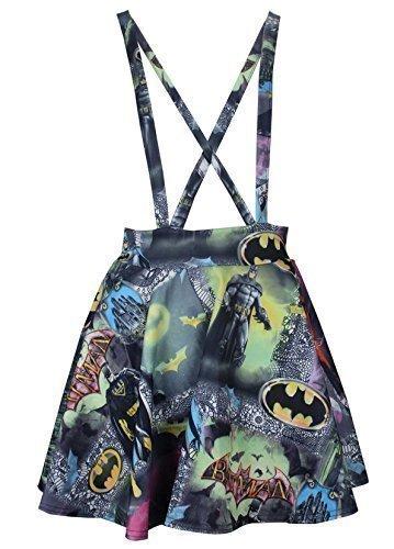Baleza para mujer, Superman Batman Batgirl Comic Book Graffiti ...