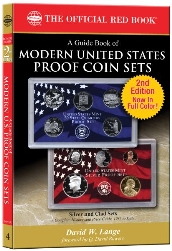 (A Guide Book of United States Proof Sets 2nd Edition (Official Red Books))